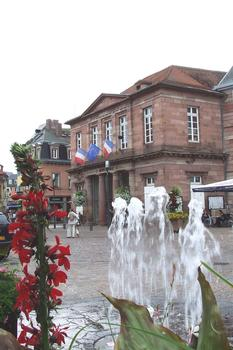 Sélestat - Rathaus