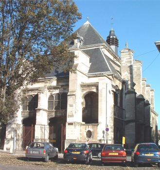 Eglise Saint Nicolas de Troyes