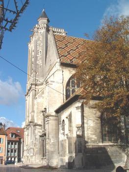 Eglise Saint Nizier de Troyes