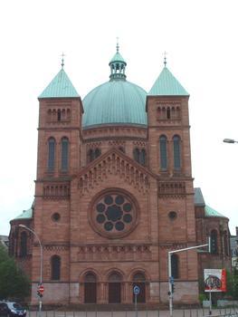 Kirche Saint-Pierre-le-Jeune, Straßburg