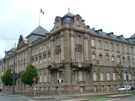 Direction des Services Fiscaux du Département du Bas-Rhin, Straßburg