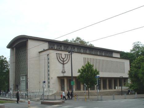 Strasbourg: Synagogue de la Paix