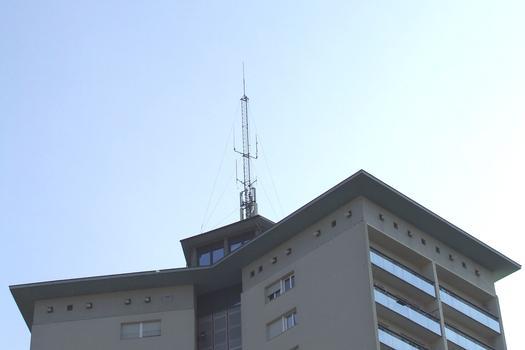 Schwab-Wohnturm, Straßburg
