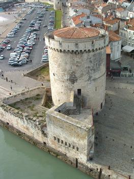 Tour de la Chaine. Port de La Rochelle