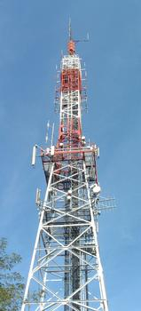 Bonhoure Transmission Tower, Toulouse.