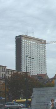 Hilton, Brüssel