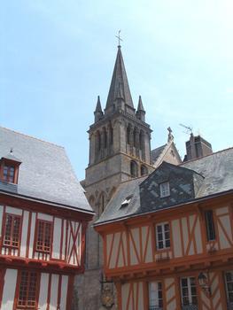 Vannes: Cathédrale St Pierre