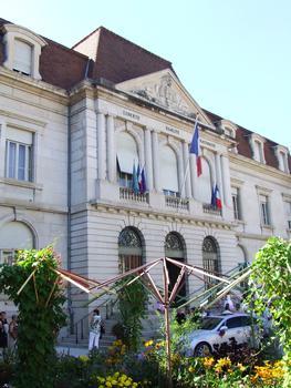 L'Hôtel de Ville de Vesoul