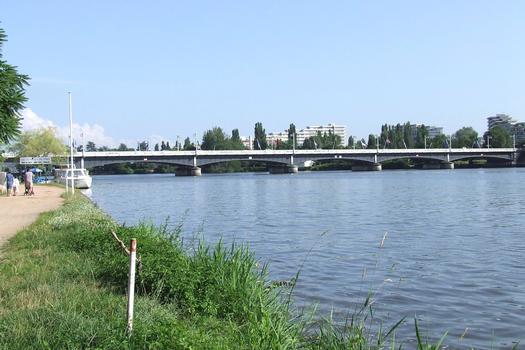 Pont Bellerive, Vichy