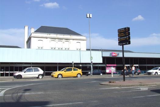 Bahnhof Vichy