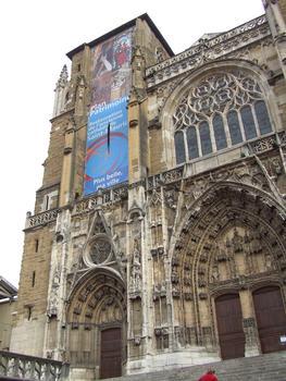 Vienne: La cathédrale St.Maurice