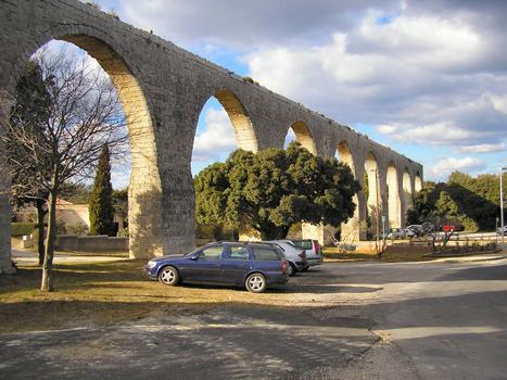 Aquädukt in Castries