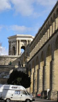 Saint-Clément Aqueduct, Montpellier