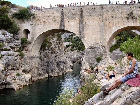 Saint-Jean-de-Fos - Pont du Diable
