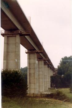 TGV Paris-Südost Digoineviadukt