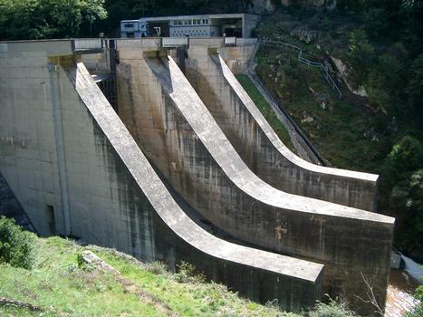 Barrage de Golinhac