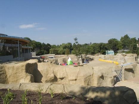 Elefantenhaus - Kölner Zoo