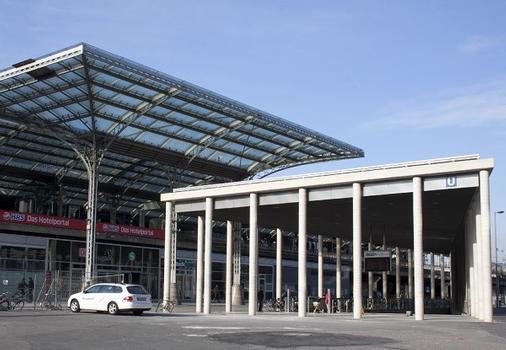 Breslauer Platz/Hauptbahnhof Station