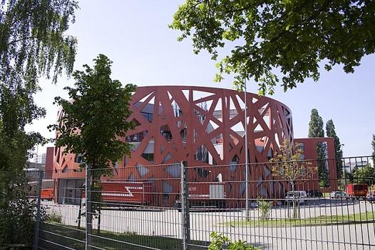 Cologne Fire Brigade Management and Training Center