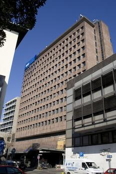 WDR Archivhaus, An der Rechtschule 4, Büroräume