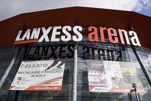 LanXess Arena - Kölnarena bis 31.05.2008