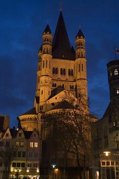Great Saint Martin Abbey Church
