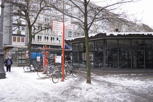 Christophstraße/Mediapark Station