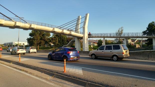Sepang Footbridge