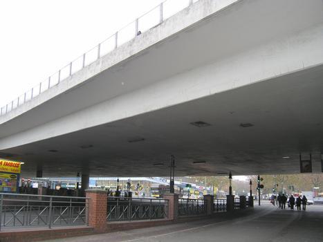 A 103, Stadtautobahn Berlin-Steglitz