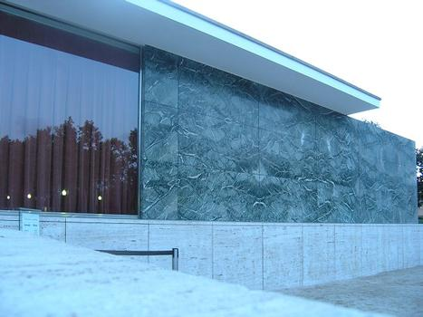 Barcelona-Pavillon (Mies van der Rohe), Barcelona