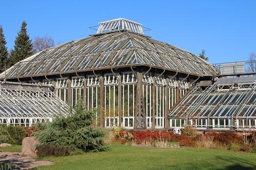 Botanischer Garten Berlin, Gewächshaus Haus M (Australien und Neuseeland)