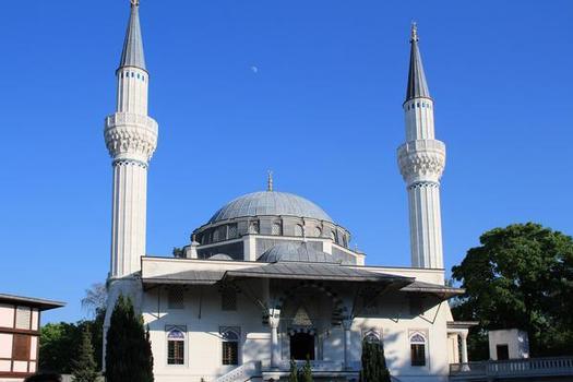 Sehitlik-Moschee, Berlin-Neukölln