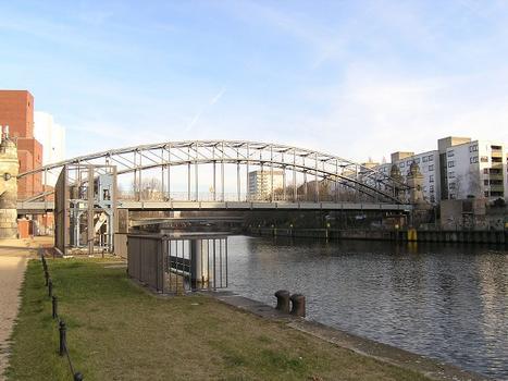 Siemenssteg, Berlin