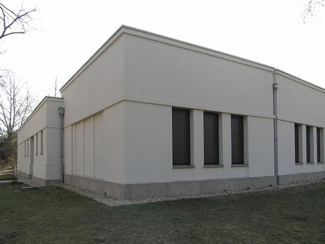 Neubau für Transmissions-Elekronenmikroskopie (TEM), TU Berlin