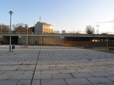 Die Gewölbe der Brücken Alt-Moabit, Berlin