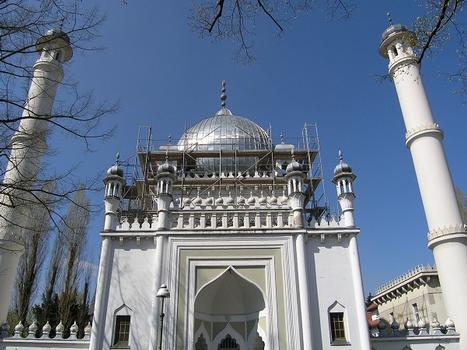 Ahmadiyya Mosque, Berlin
