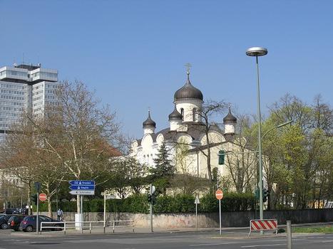 Russisch Orthodoxe Kirche, Berlin-Wilmersdorf