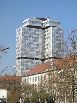 Dienstgebäude der BfA, Berlin