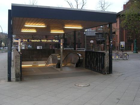 U-Bahnhof Friedrich-Wilhelm-Platz, Berlin