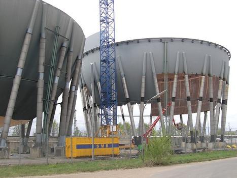 Gasbehälter, Berlin-Charlottenburg