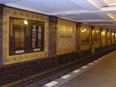 Station de métro Hohenzollernplatz