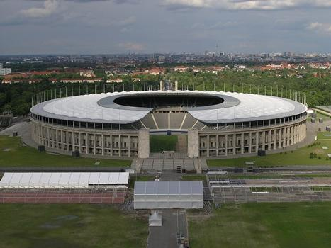 Berlin Olympic Stadiu