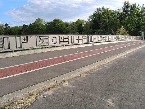 Olympische Brücke, Berlin