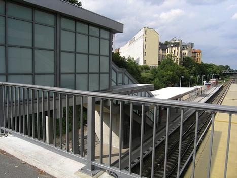 S-Bahnhof Julius-Leber-Brücke, Berlin