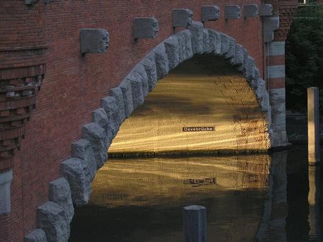 Dovebrücke, Berlin-Charlottenburg