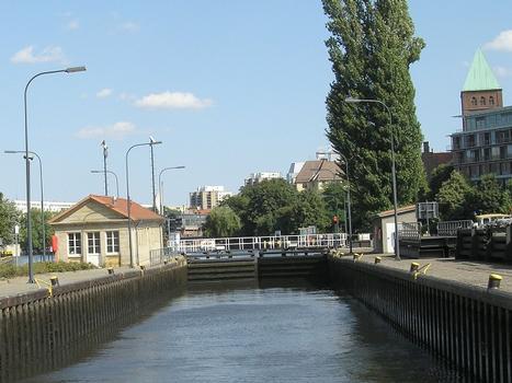 Mühlendamm Lock