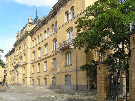 Physikalisch Technische Bundesanstalt Institut Berlin (PTB), Werner-von-Siemens-Bau, Berlin