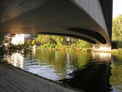 Röntgenbrücke, Berlin-Charlottenburg