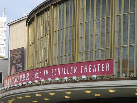 Staatsoper im Schillertheater, Berlin