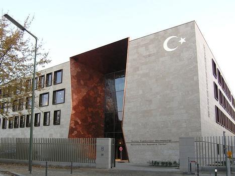Turkish Embassy in Berlin
